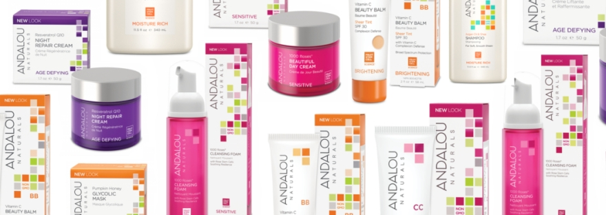 Andalou Naturals Product Group